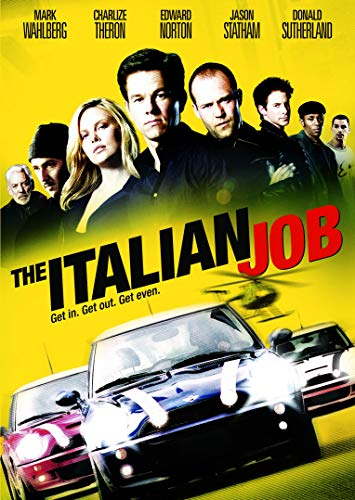 The Italian Job  DVD