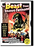 The Beast From 20,000 Fathoms - movie DVD cover picture