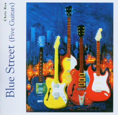 Blue Street (Five Guitars)
