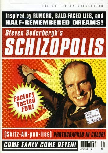 Schizopolis by Soderbergh, image: amazon.com