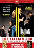 The Italian Job Gift Set (includes 1969 and 2003 Versions) - movie DVD cover picture
