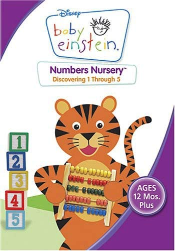 Baby Einstein - Numbers Nursery (2003)  DVD