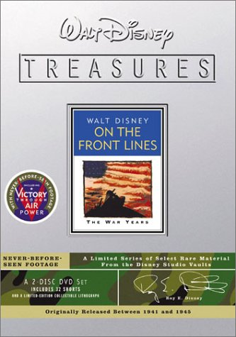 Walt Disney Treasures - On the Front Lines (1943)  DVD