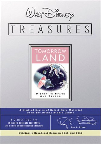 Walt Disney Treasures - Tomorrowland: Disney in Space and Beyond (2003)