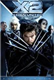 X2 - X-Men United (Full Screen Edition) - movie DVD cover picture