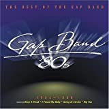 Cubierta del álbum de The Best Of GAP BAND