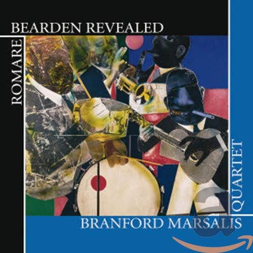 Branford Marsalis Quartet: Romare Bearden: Revealed