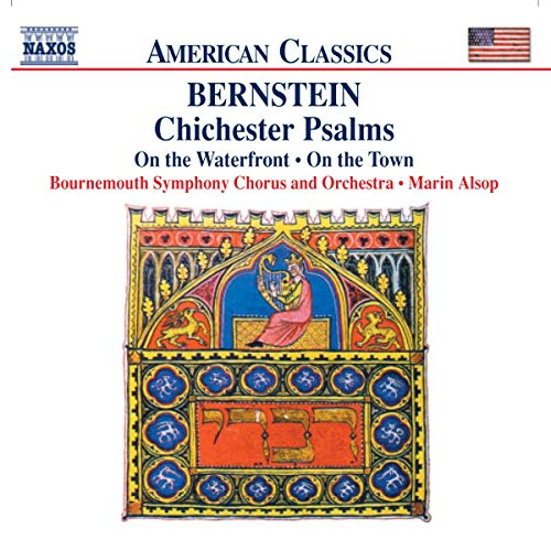 Chichester Psalms by Bernstein