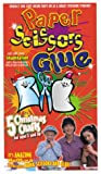 Paper Scissors Glue - Christmas Crafts