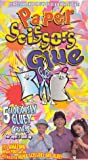 Paper Scissors Glue - Gloriously Gluey Crafts