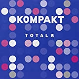 Album cover for Kompakt Total 5