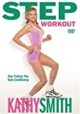 Kathy Smith - Step Workout - movie DVD cover picture
