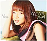 Album cover for special Days!!