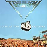 Triumph - Live at the Us Festival - movie DVD cover picture
