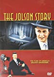 The Jolson Story - movie DVD cover picture