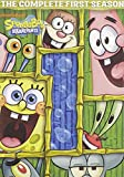 SpongeBob SquarePants - The Complete 1st Season - movie DVD cover picture