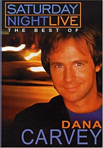 Saturday Night Live: The Best of Dana Carvey DVD