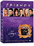 Friends - The Complete Fifth Season - movie DVD cover picture