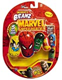 Mighty Beanz Marvel Packs