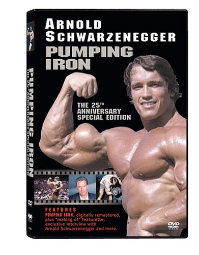 Pumping Iron 25th Anniversary Special Edition