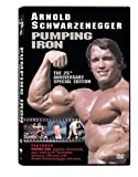 Pumping Iron (25th Anniversary Special Edition) - movie DVD cover picture