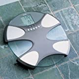 Tanita BF 578 Family Scale Plus Body Fat Monitor with Glass Base by Tanita