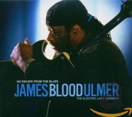 James Blood Ulmer: No Escape From The Blues