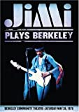 Jimi Plays Berkeley - movie DVD cover picture