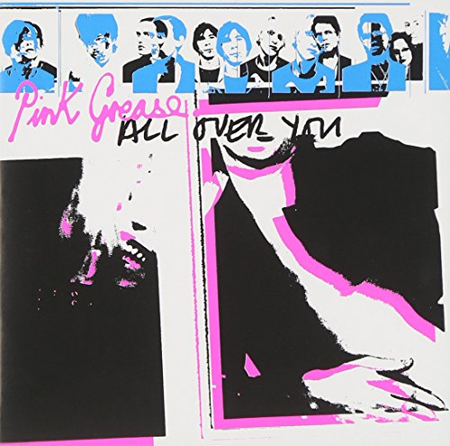 Album cover for All Over You