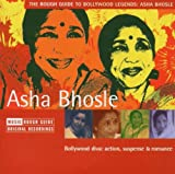 The Rough Guide to Asha Bhosle のアルバムジャケット