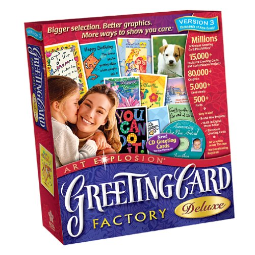Global online store software graphics home publishing greeting card factory deluxe 30 m4hsunfo