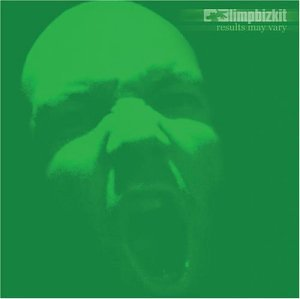 Original album cover of Results May Vary by Limp Bizkit