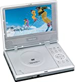 Initial IDM-1731 Portable DVD Player with 7