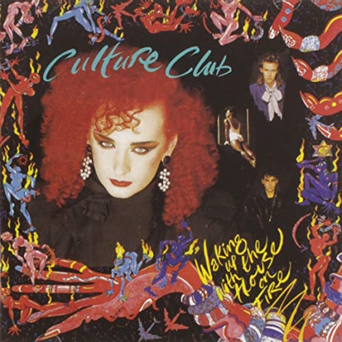 Culture Club - Waking Up With The House On Fire - Zortam Music