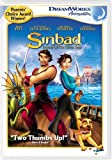 Sinbad - Legend of the Seven Seas (Full Screen Edition) - movie DVD cover picture