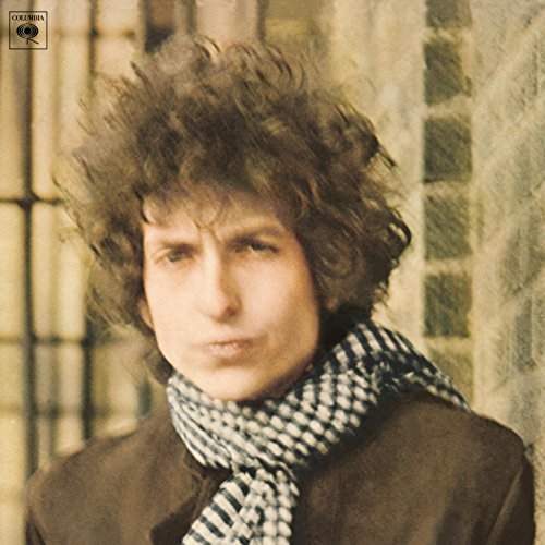 Original album cover of Blonde on Blonde by Bob Dylan