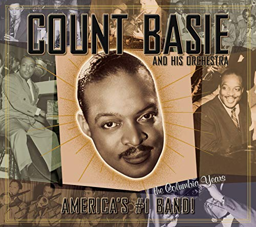 Count Basie Orchestra: America's #1 Band: The Columbia Years