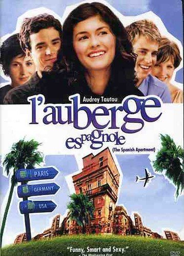L'Auberge Espagnole / The Spanish Apartment / Испанка (2002)