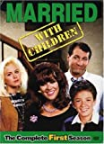 Married with Children - The Complete First Season - movie DVD cover picture