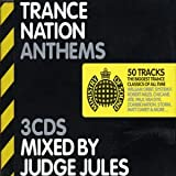 Skivomslag för Ministry of Sound: Trance Nation Anthems (Mixed by Judge Jules) (disc 1)