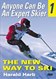Anyone Can Be An Expert Skier 1: The New Way to Ski DVD