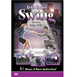 Let's Dance Swing DVD - movie DVD cover picture
