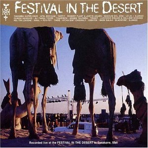 Various Artists: Festival in the Desert