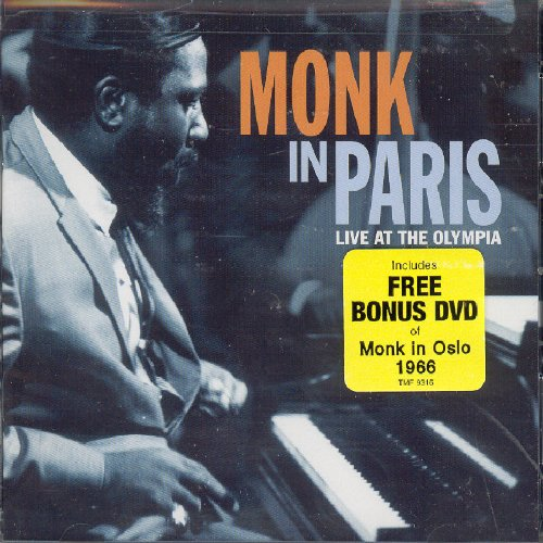 Thelonious Monk: Monk in Paris: Live at the Olympia