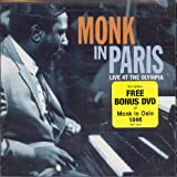 Albumcover für Monk in Paris: Live at the Olympia
