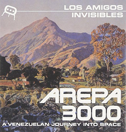 Arepa 3000: A Venezuelan Journey Into Space