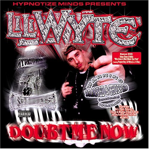 Hypnotize Album Cover. Cover Doubt Me Now: Surped Up