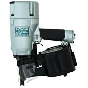 "Hitachi NV83A2 2"" to 3-1/4"" Coil Framer with Depth of Drive"