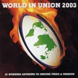 Album cover for World in Union 2003