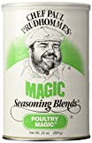 Buy Chef Paul Prudhomme's Magic Seasoning Blends ~ Poultry Magic, 24-Ounce Canister Online